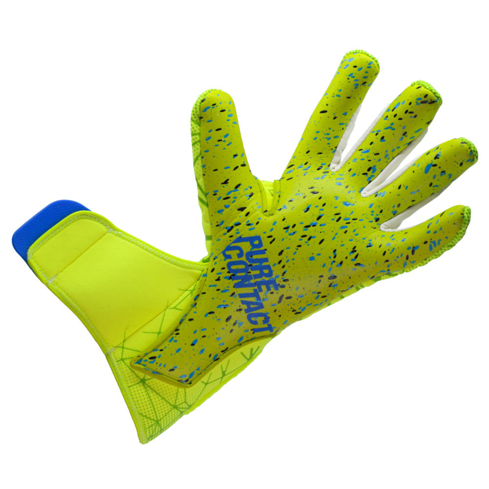 Reusch Pure Contact II G3 Fusion Goalkeeper glove Wrist Strap losure