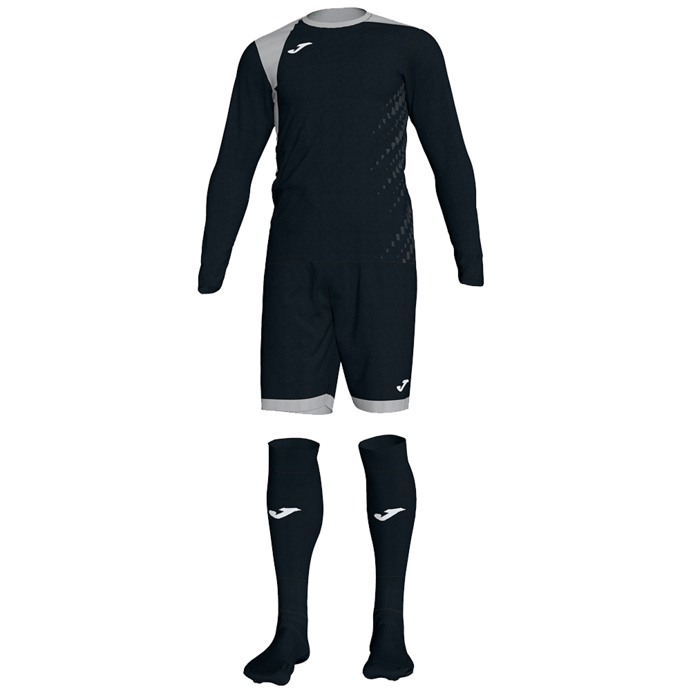 Joma Zamora IV Goalkeeper Kit Black