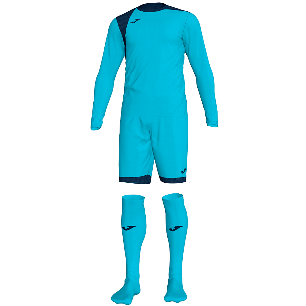 Joma Zamora IV Goalkeeper Kit Blue