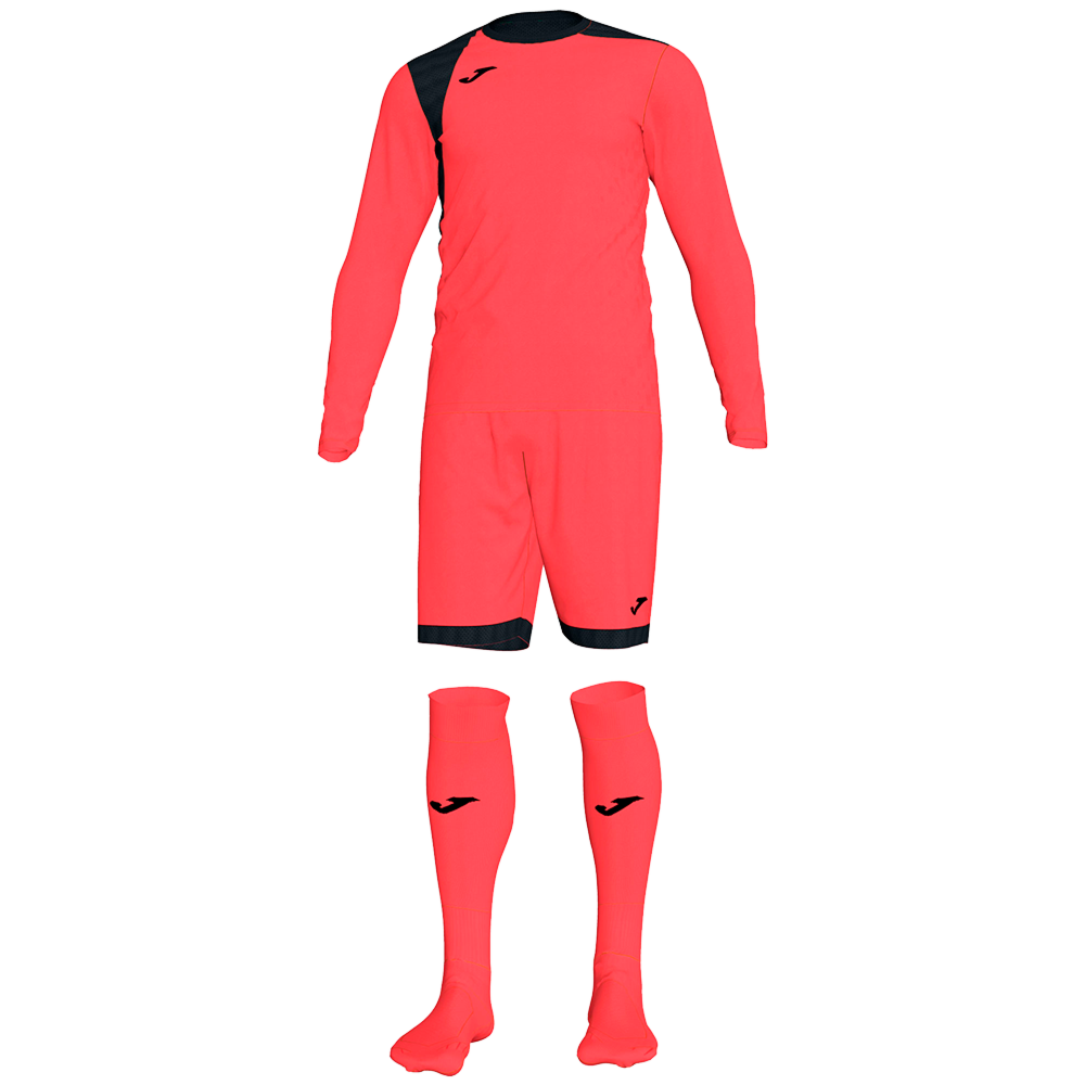 Joma Zamora IV Goalkeeper Kit Coral