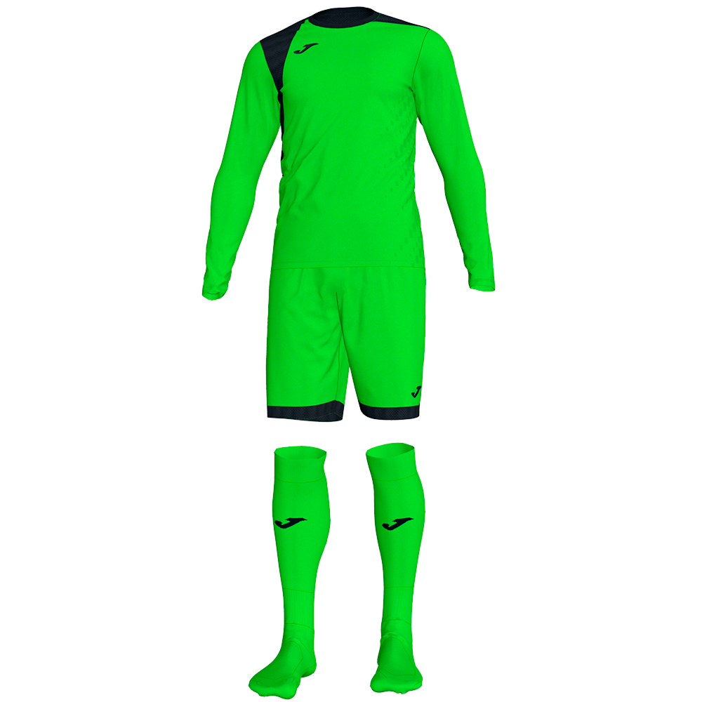 Joma Zamora IV Goalkeeper Kit Green