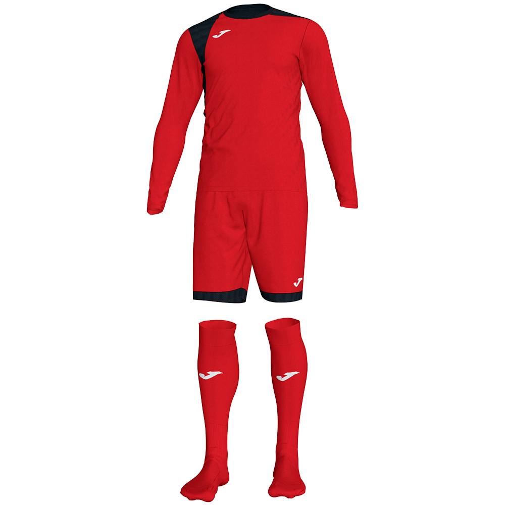 Joma Zamora IV Goalkeeper Kit Red