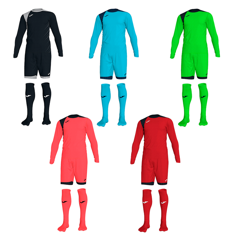 The Joma Zamora IV Goalkeeper Kit