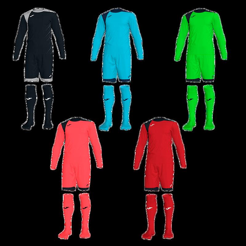The Joma Zamora IV Goalkeeper Kit