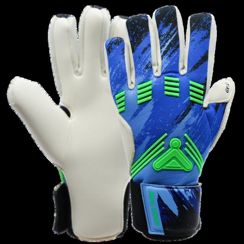 Iconic Flow Aqua Goalkeeper Glove Glove Body