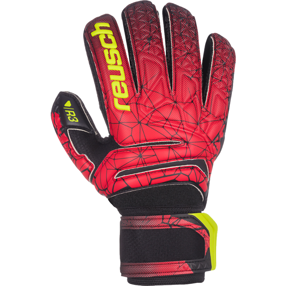 Reusch Fit Control R3 Finger Support Backhand