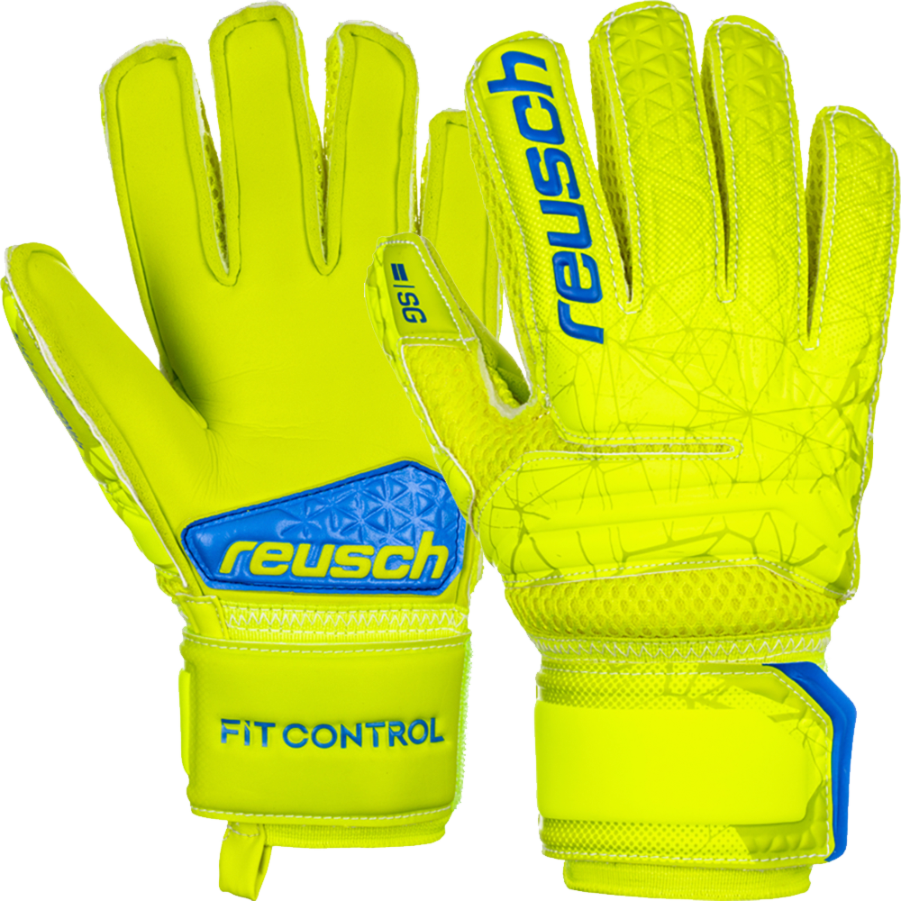 Reusch Fit Control SG Extra Finger Support Junior