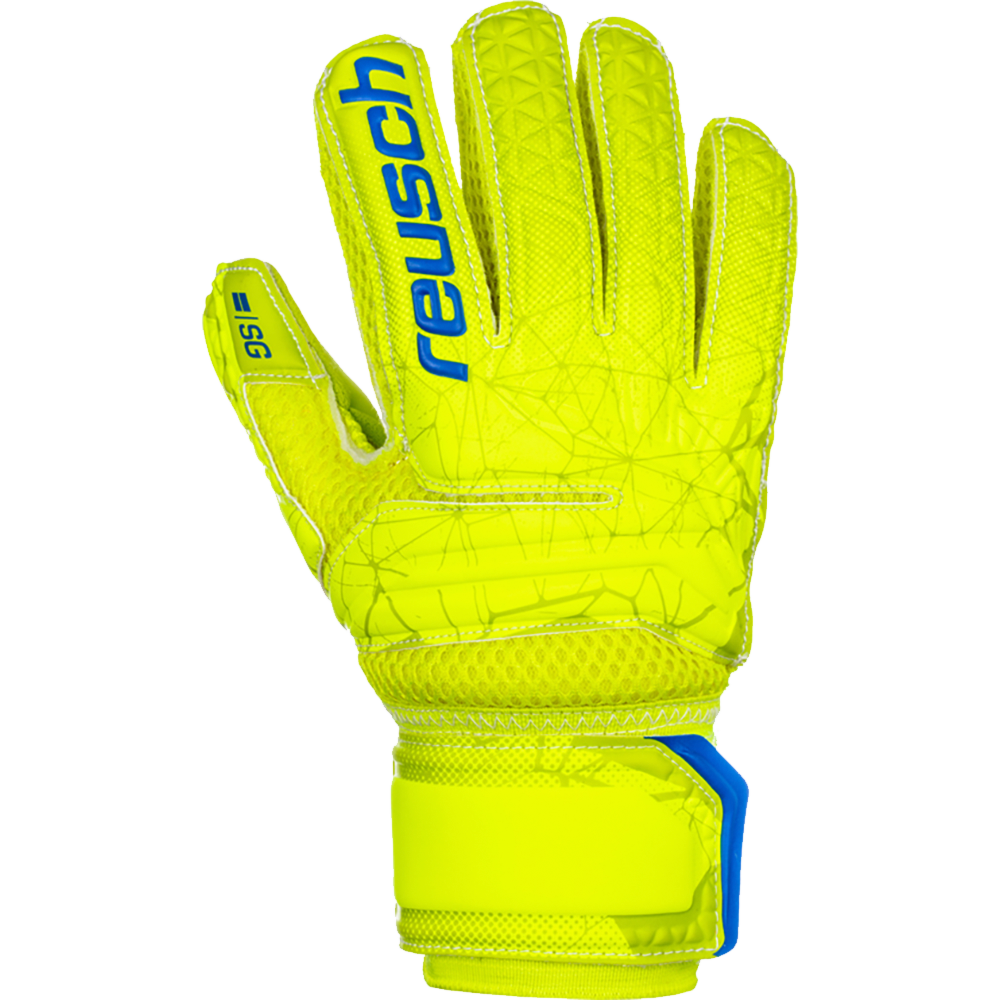 Reusch Fit Control SG Extra Finger Support Junior Backhand
