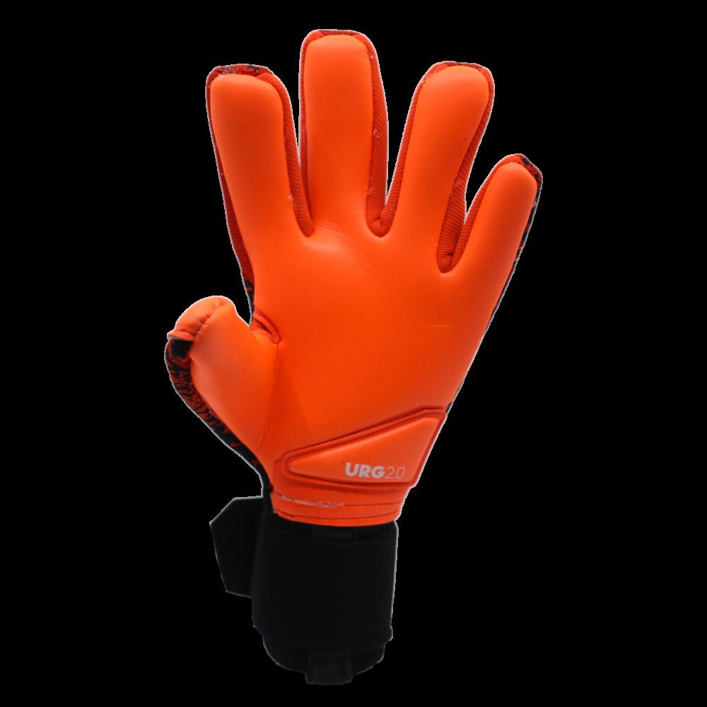 DN8580 Adidas Predator Pro Goalie Glove Palm Active Red