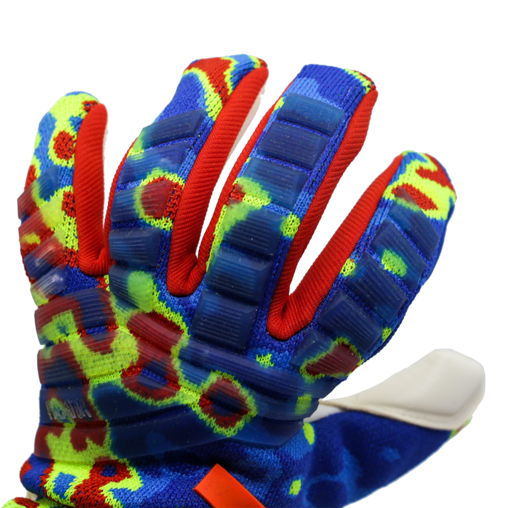 DN8606 Adidas Predator Pro Manuel Neuer Goalie Glove Fingers Thumb Thermal