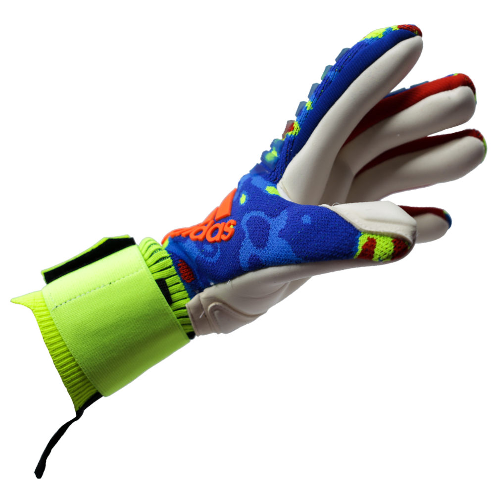 DN8606 Adidas Predator Pro Manuel Neuer Goalie Glove Side Cut