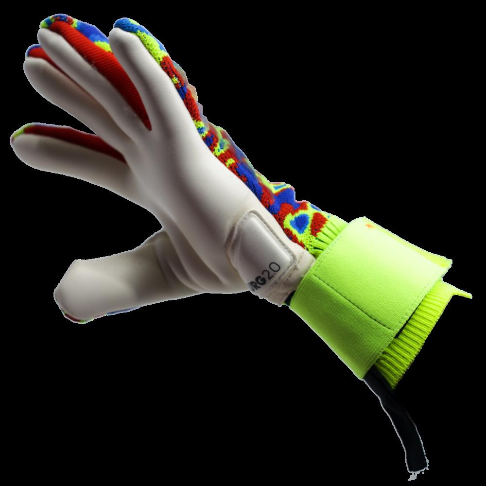 DN8606 Adidas Predator Pro Manuel Neuer Goalie Glove Side Fit