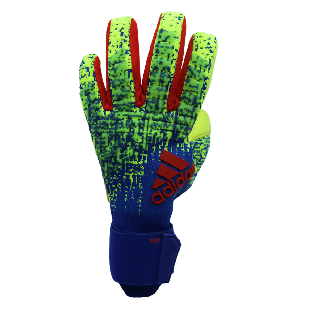 big sale performance sportswear buy best adidas Predator Pro soccer goalkeeper gloves | Keeperstop