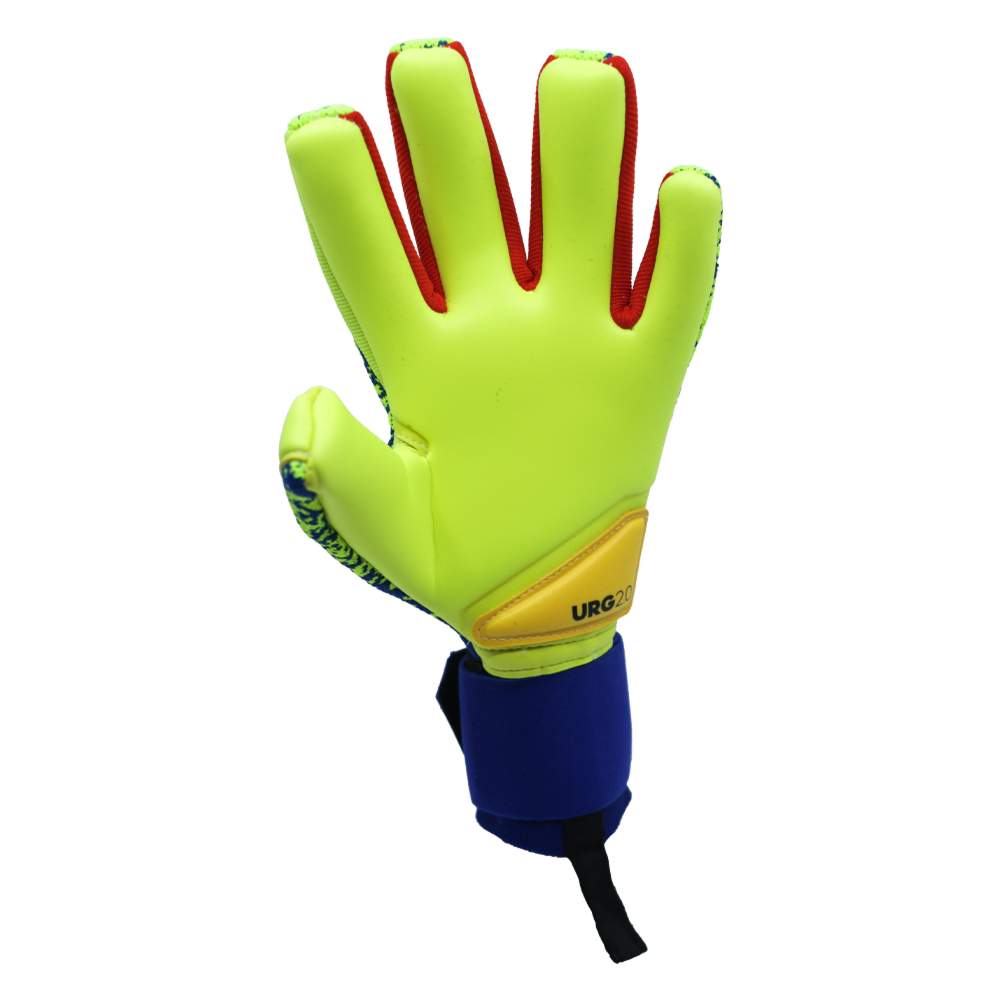 DN8581 Adidas Predator Pro Goalie Glove Palm Solar Yellow