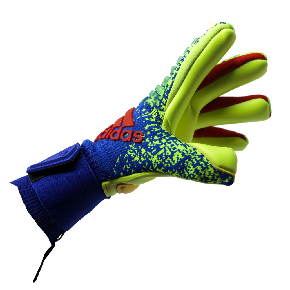 DN8581 Adidas Predator Pro Goalie Glove Side Cut