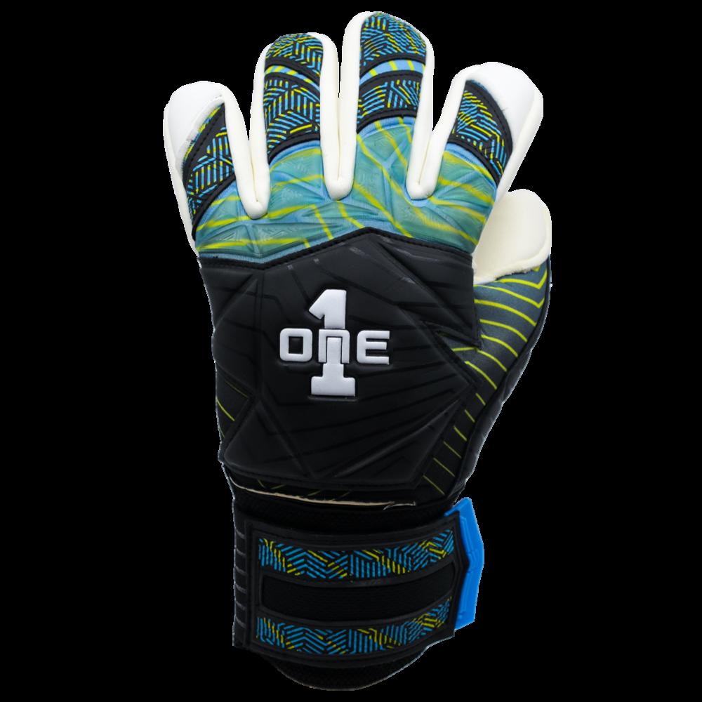 The One Glove Nova Cyclone Backhand Turquoise