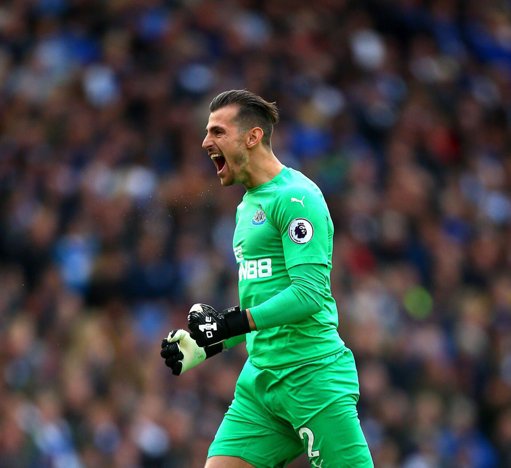 Martin Dubravka Newcastle United FC