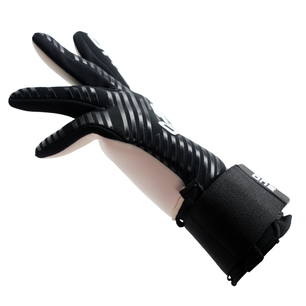 One Glove Hyperlite Midnight side wrap