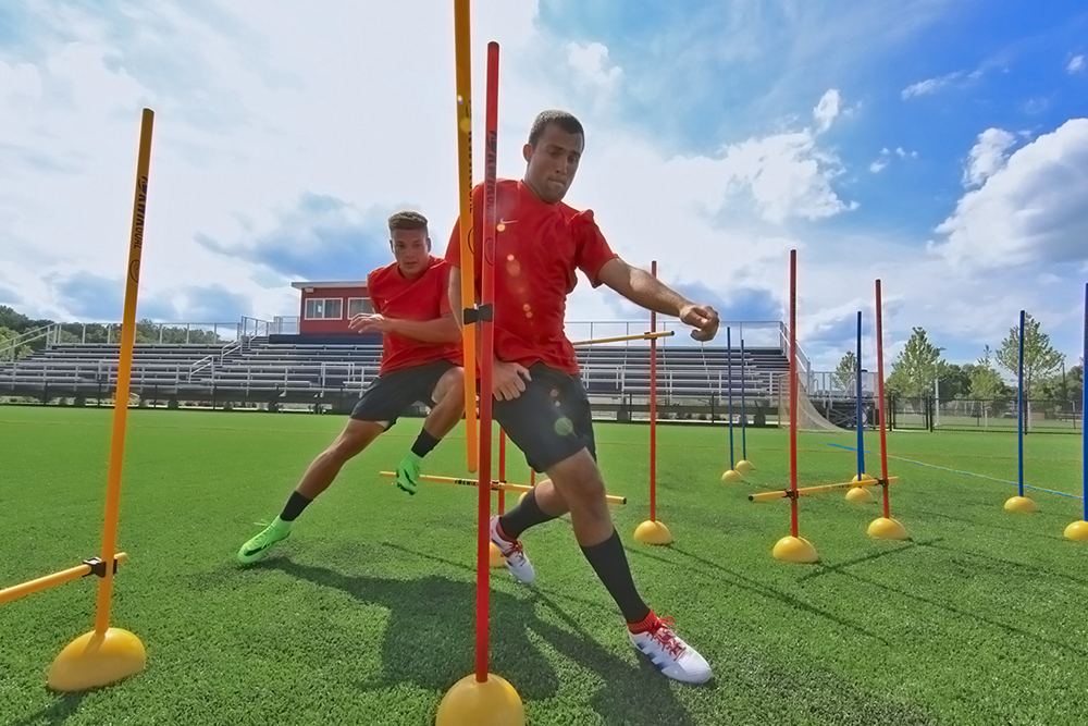 Kwik Goal Universal Coaching Stick Training
