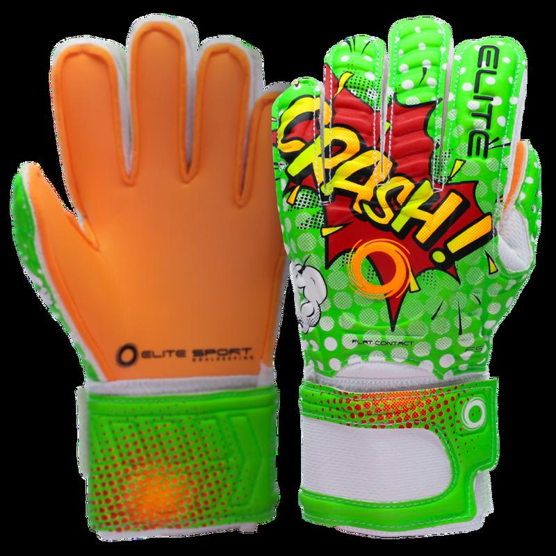 Elite sport crash goalkeeper glove body