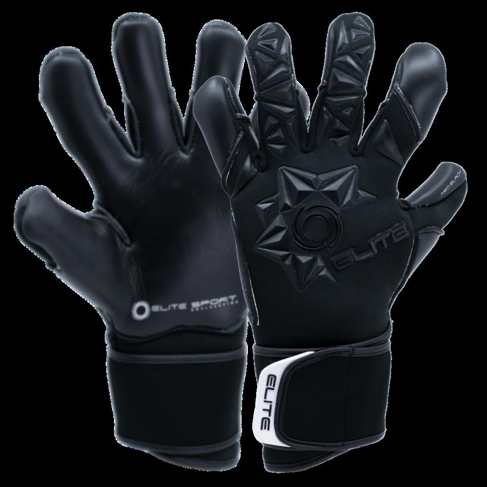 Elite Sport Neo Black Glove Body Main
