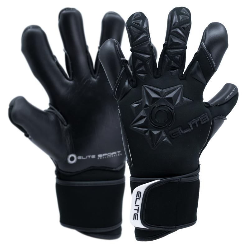 Elite Sport Neo Black Glove Body Main