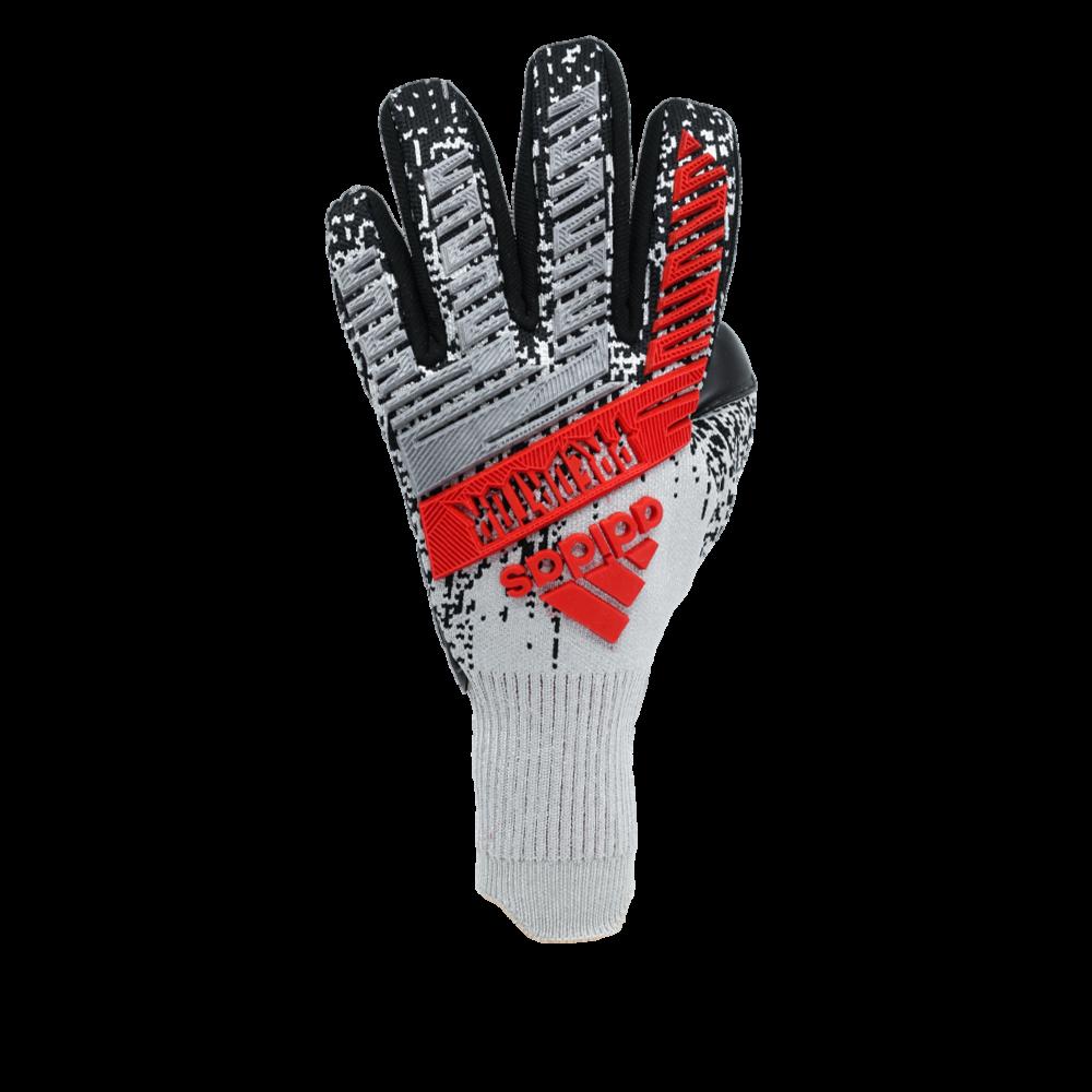 Adidas Predator Pro Backhand Silver Red