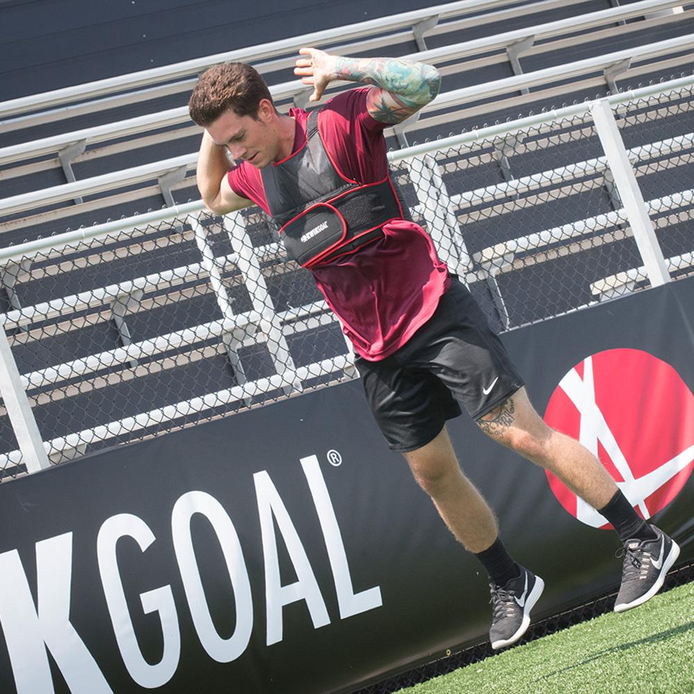 Kwik Goal Weighted Vest Training