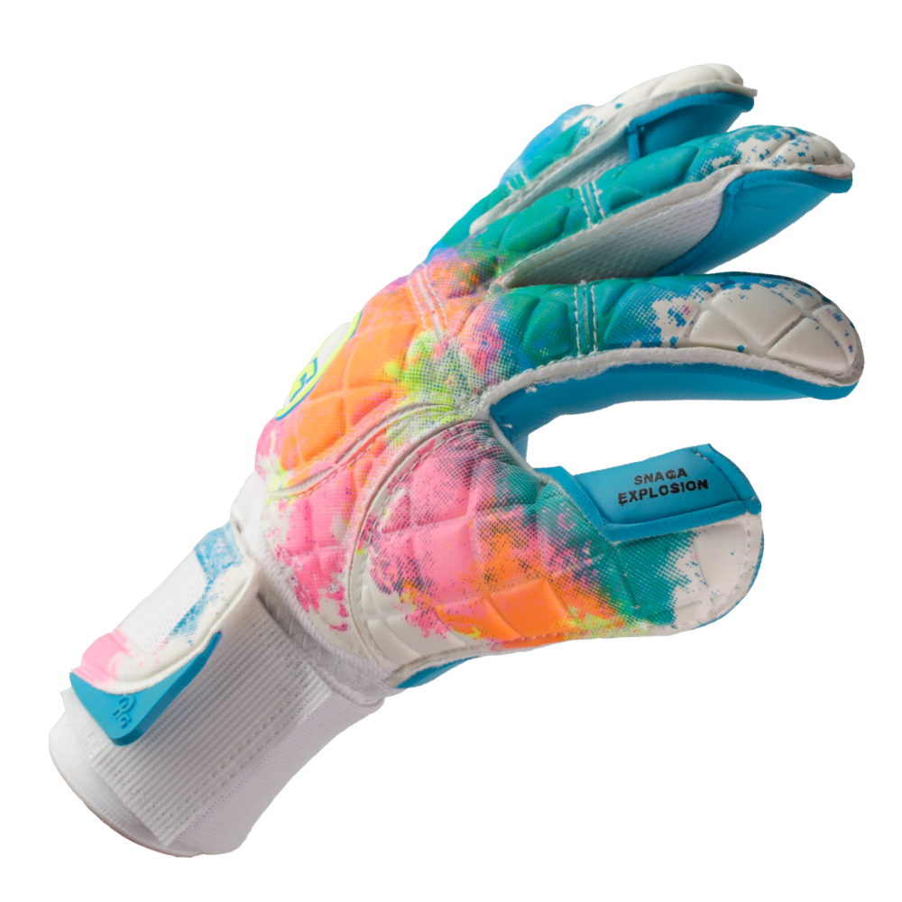 soccer goalie glove fit