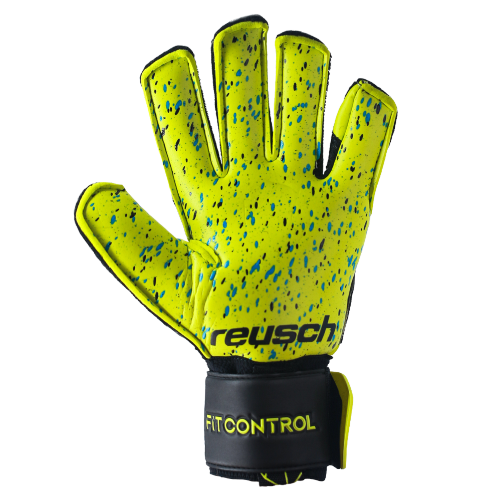Goalkeeper gloves with pro latex