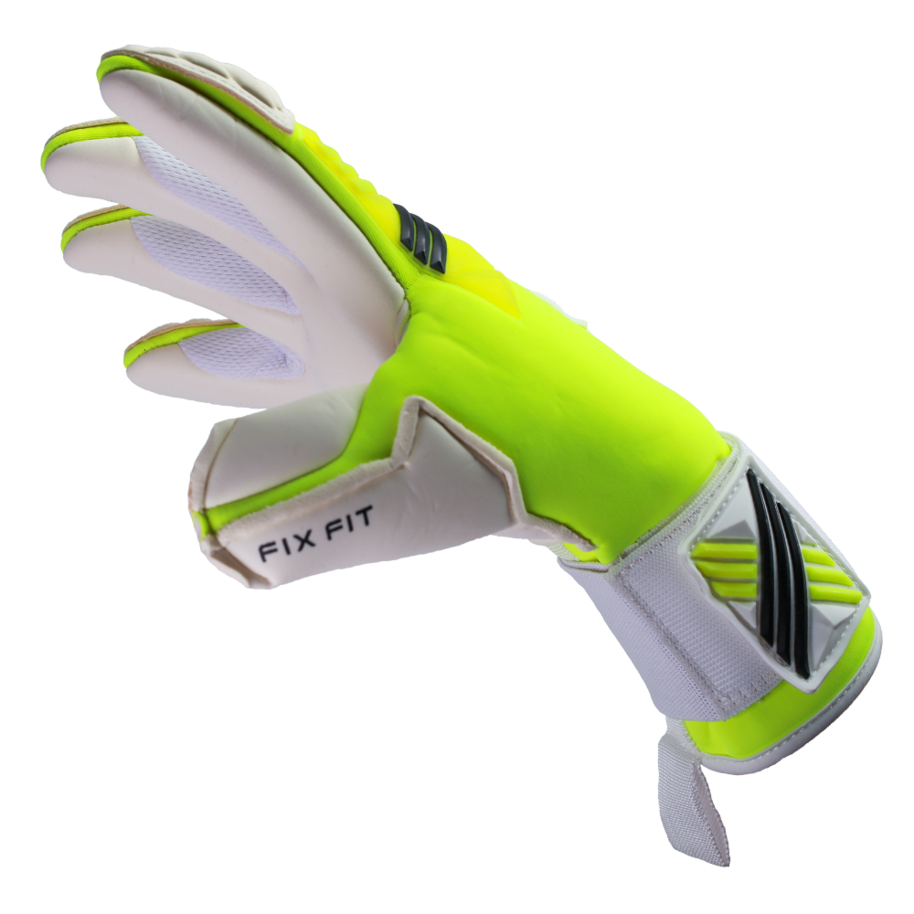 Goalie Glove with Tight Cut