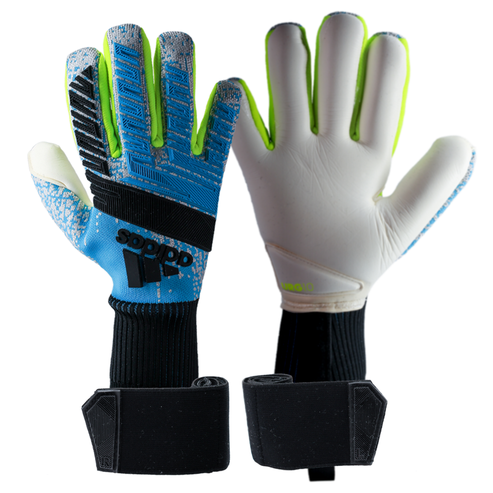 Pro Goalkeeper Gloves with crazy grip