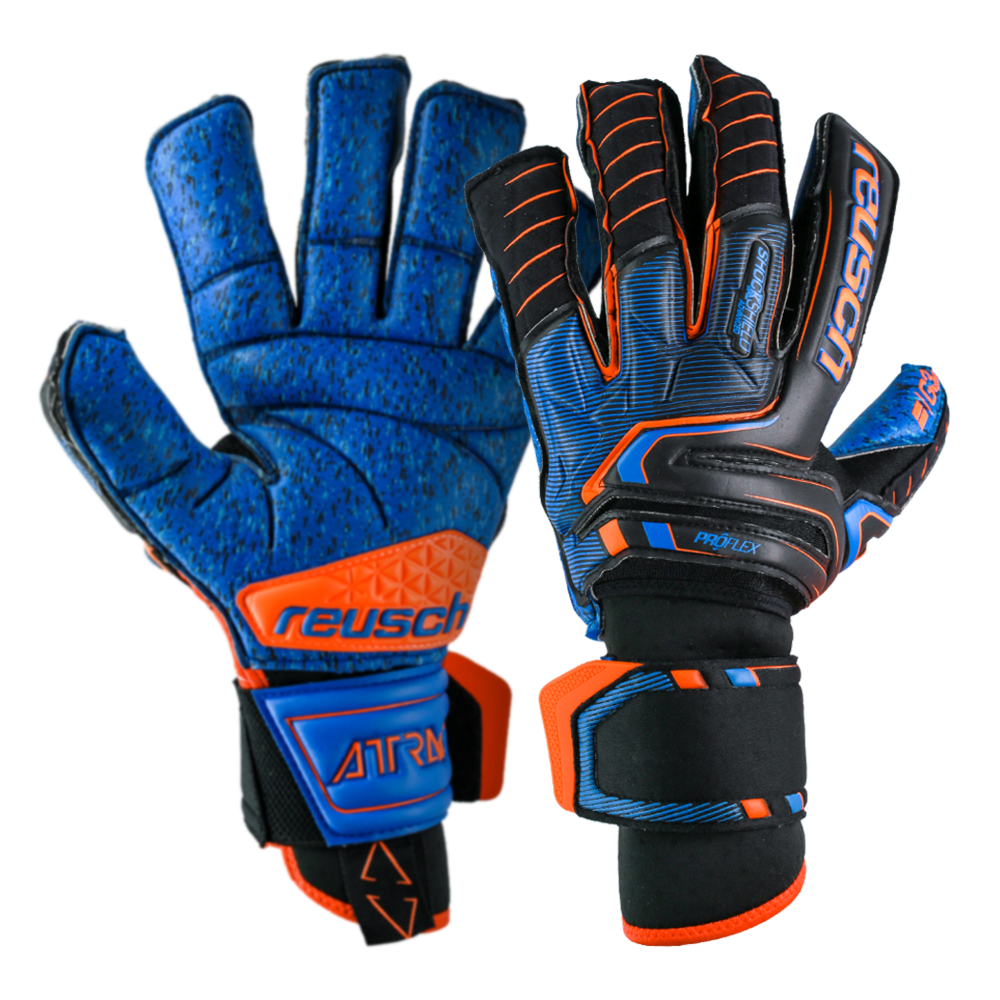 Pro level reusch goalkeeper gloves