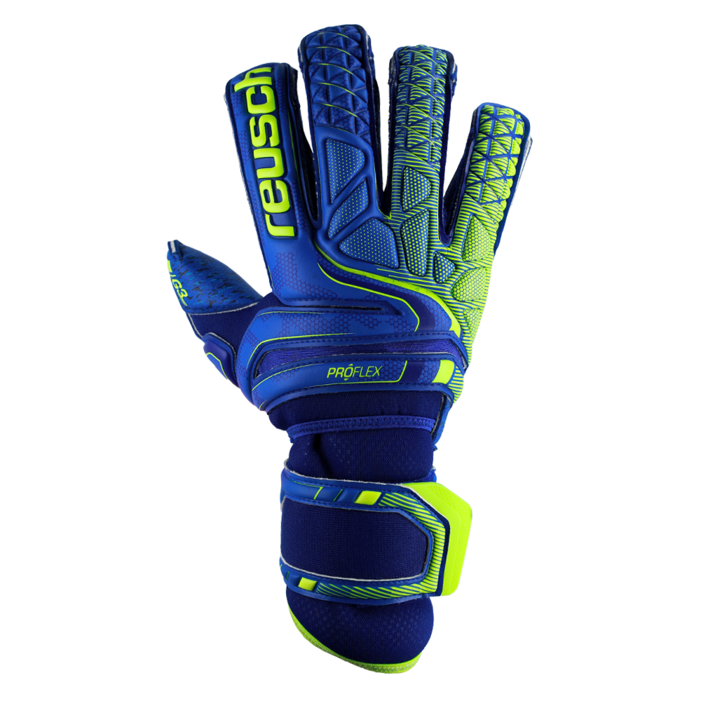Great goalkeeper glove backhand