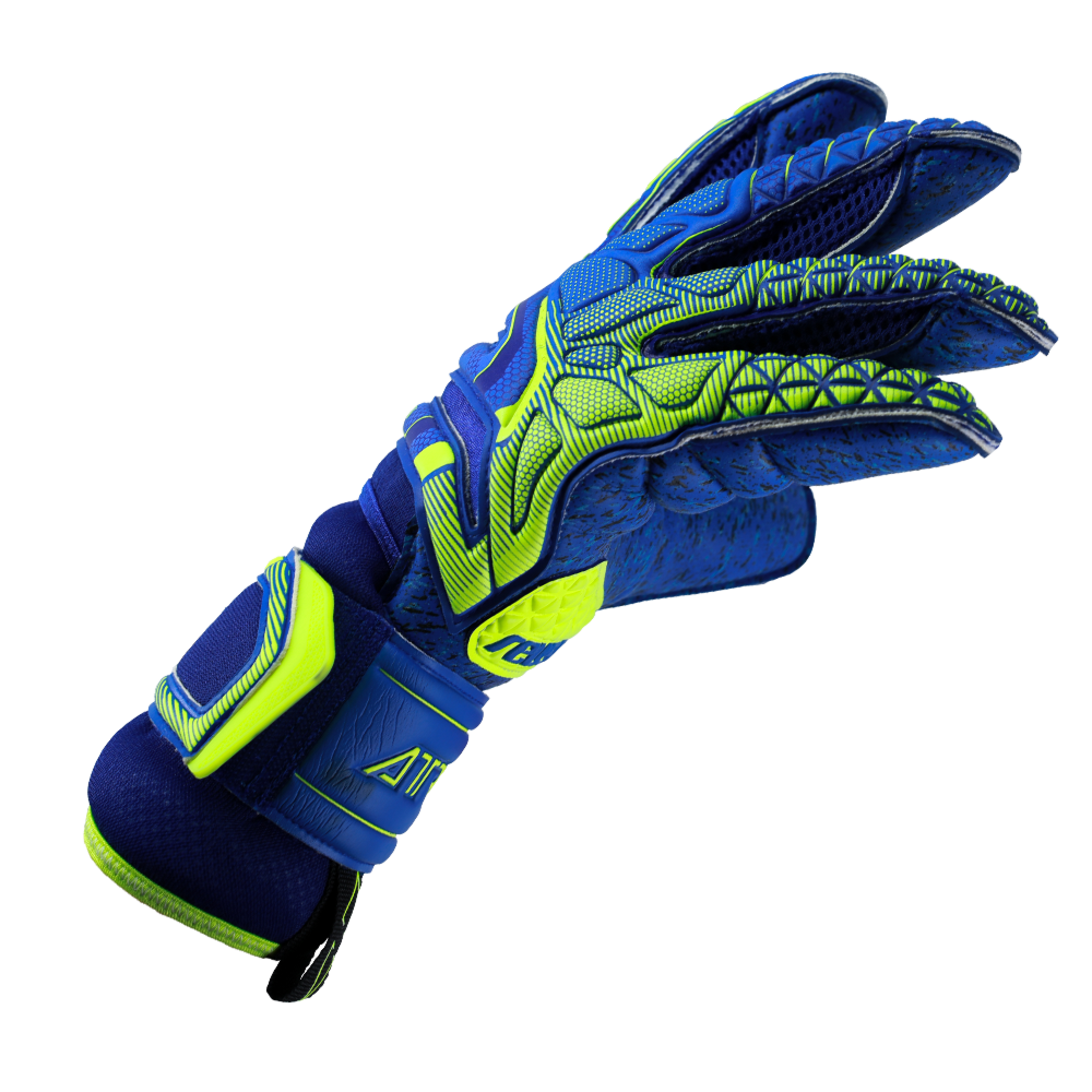 Tighter fitting goalkeeper glove