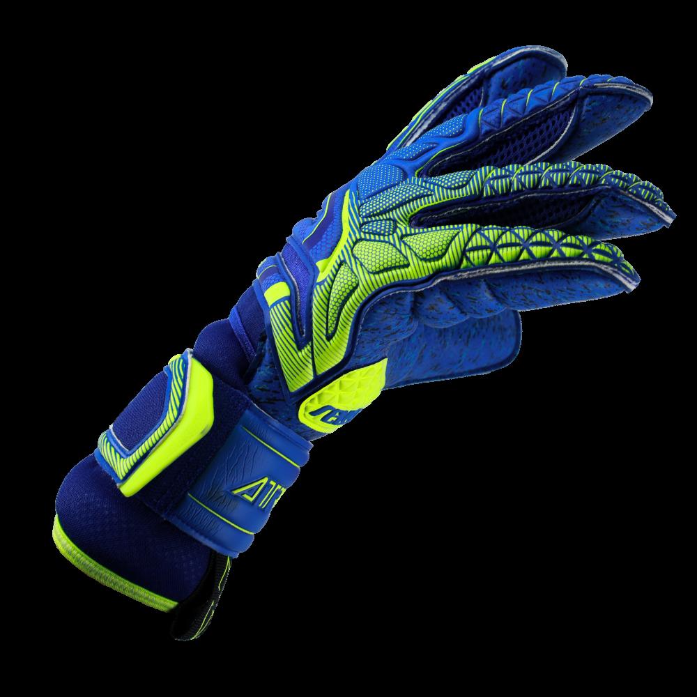 Tighter fitting goalkeeper glove