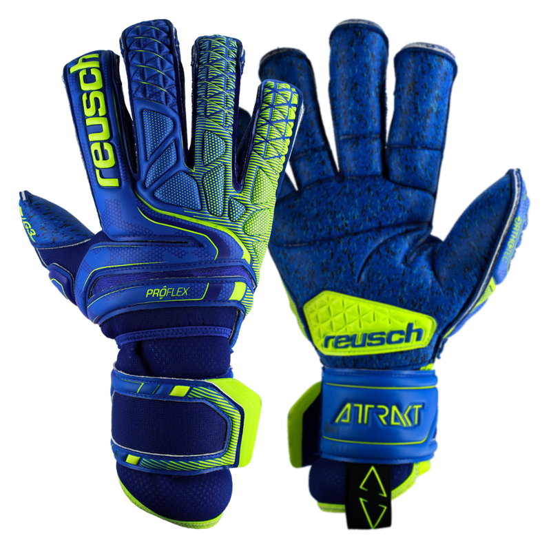 Pro goalkeeper gloves for advanced goalies