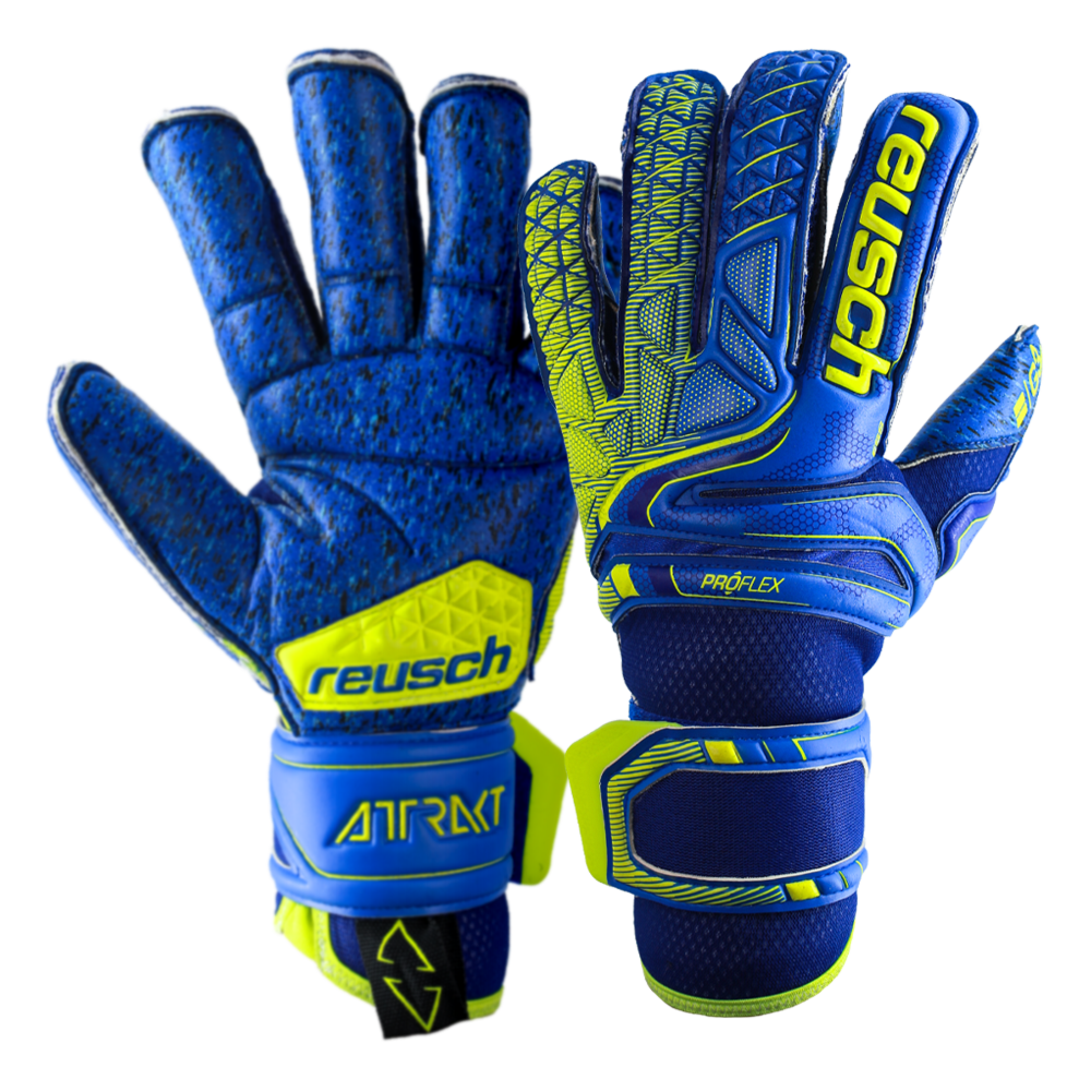 Best goalkeeper gloves without finger protection