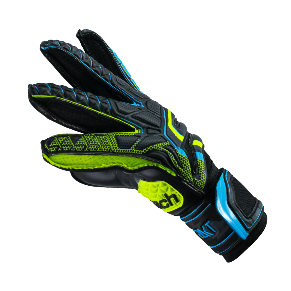 Goalkeeper gloves for hard shots