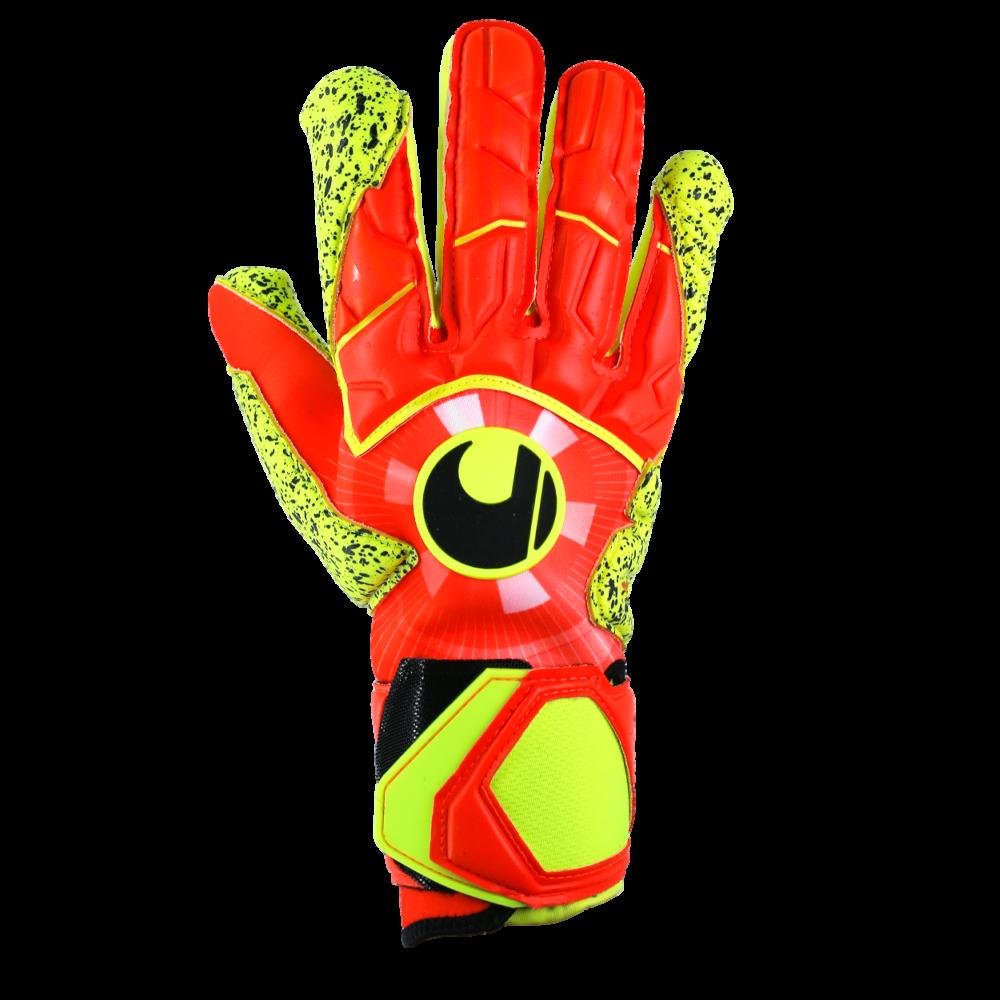 New Uhlsport goalkeeper gloves