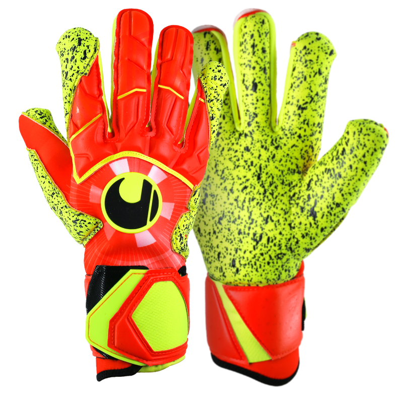 Goalkeeper gloves worn by pros