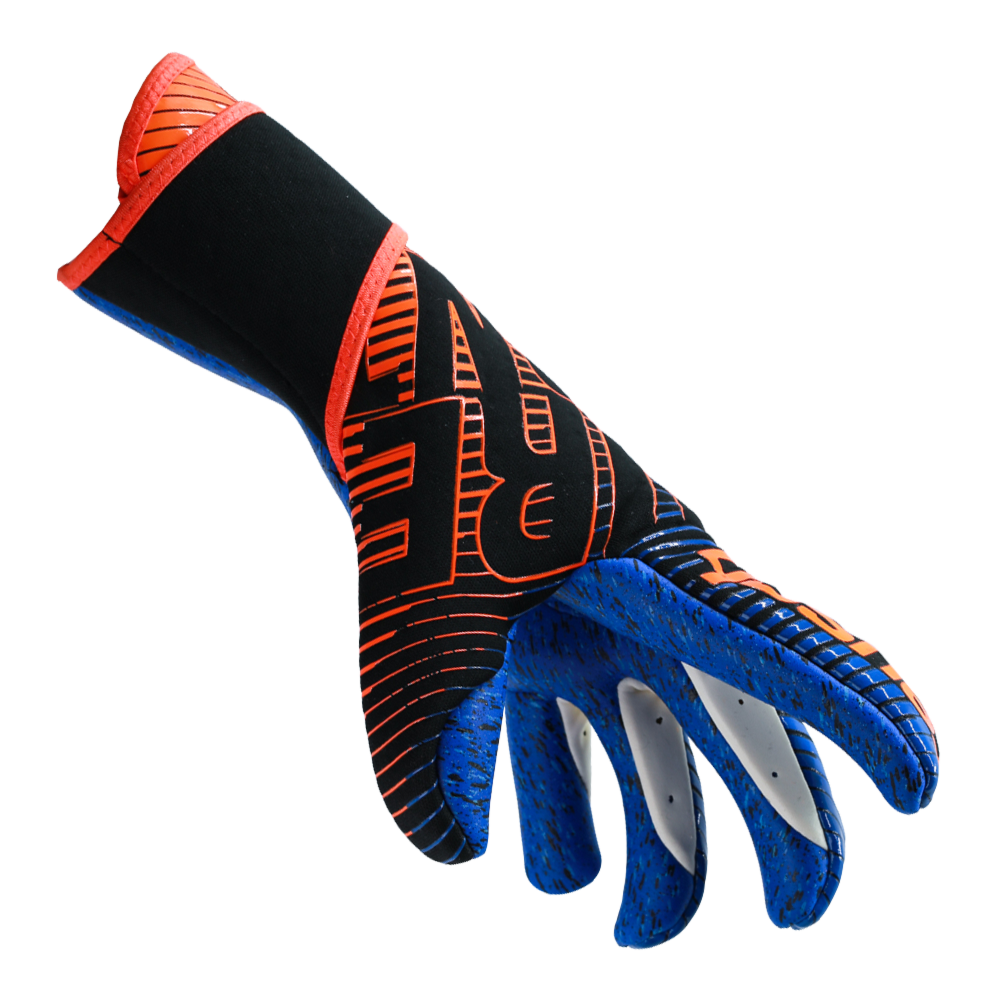 breathable goalkeeper glove