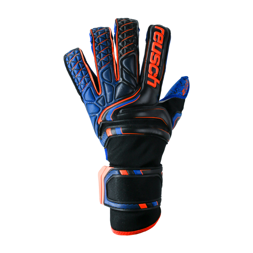 Comfy goalkeeper glove body