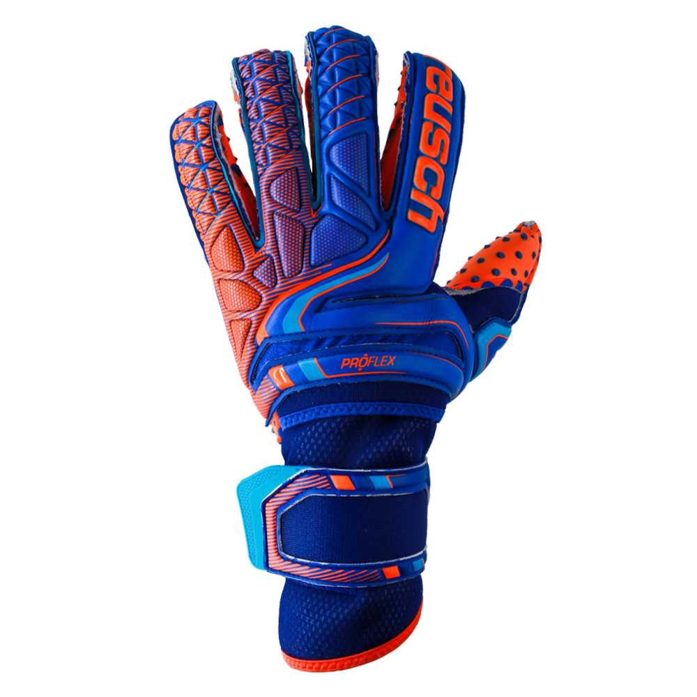 Reusch Attrakt Pro G3 Speedbump Evolution Ortho-Tec Backhand