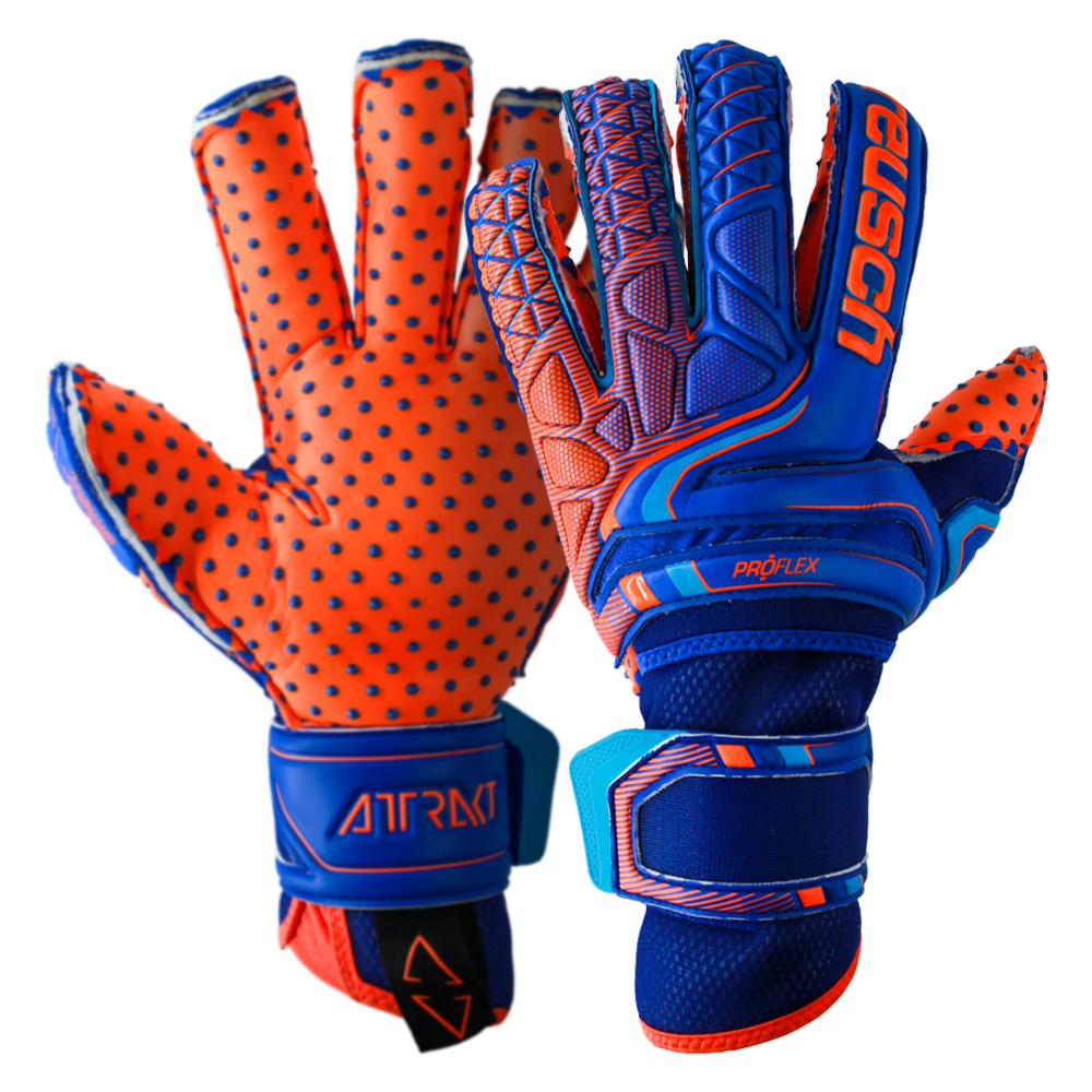 Reusch Attrakt Pro G3 Speedbump Evolution Ortho-Tec