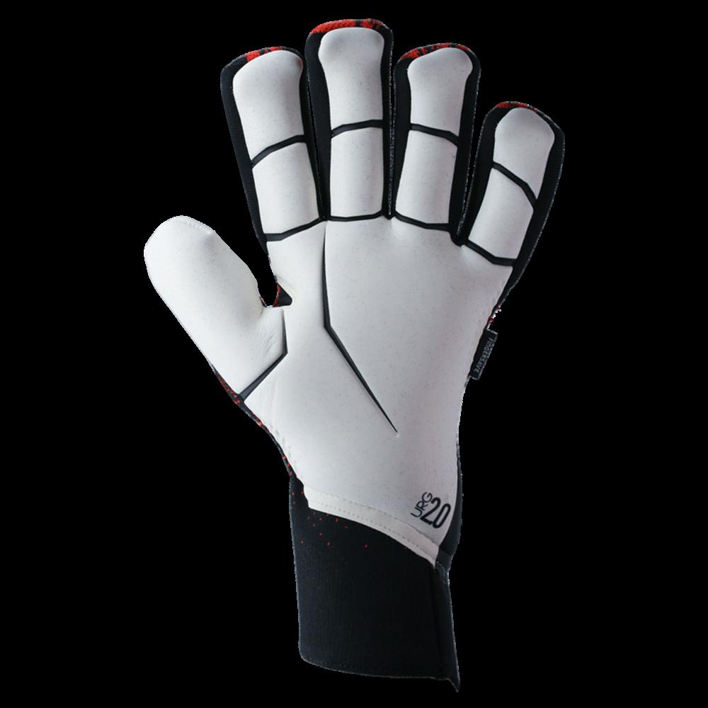 Pro level grip goalkeeper glove