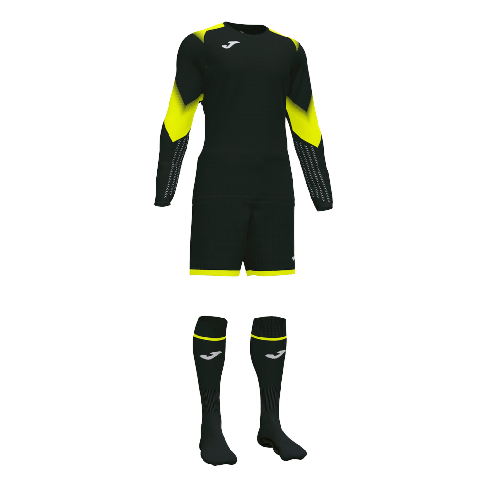 Joma Zamora V Goalkeeper Kit Black