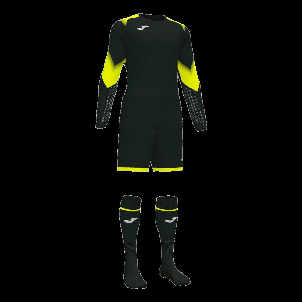 Joma Zamora V Goalkeeper Kit Black