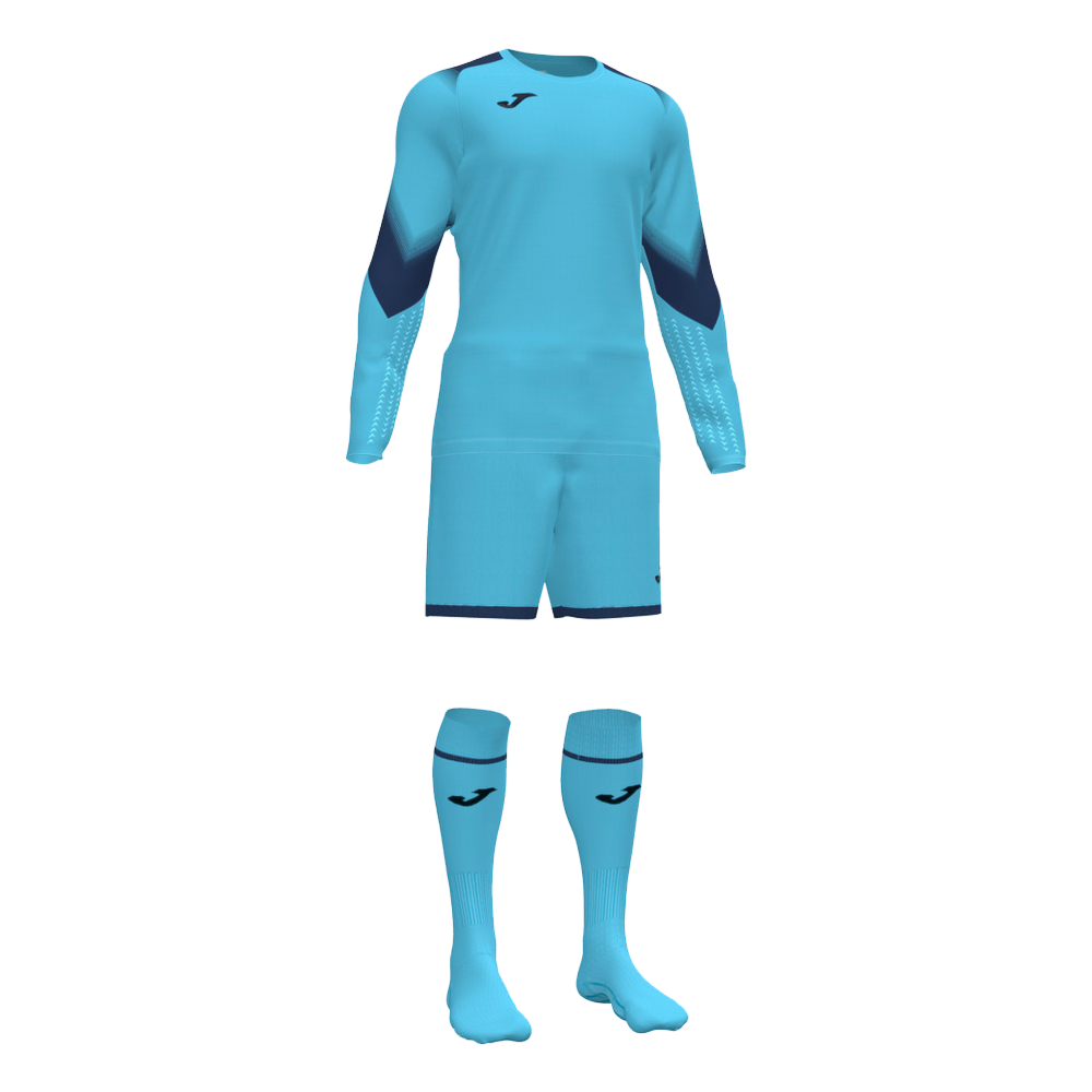 Joma Zamora V Goalkeeper Kit Blue