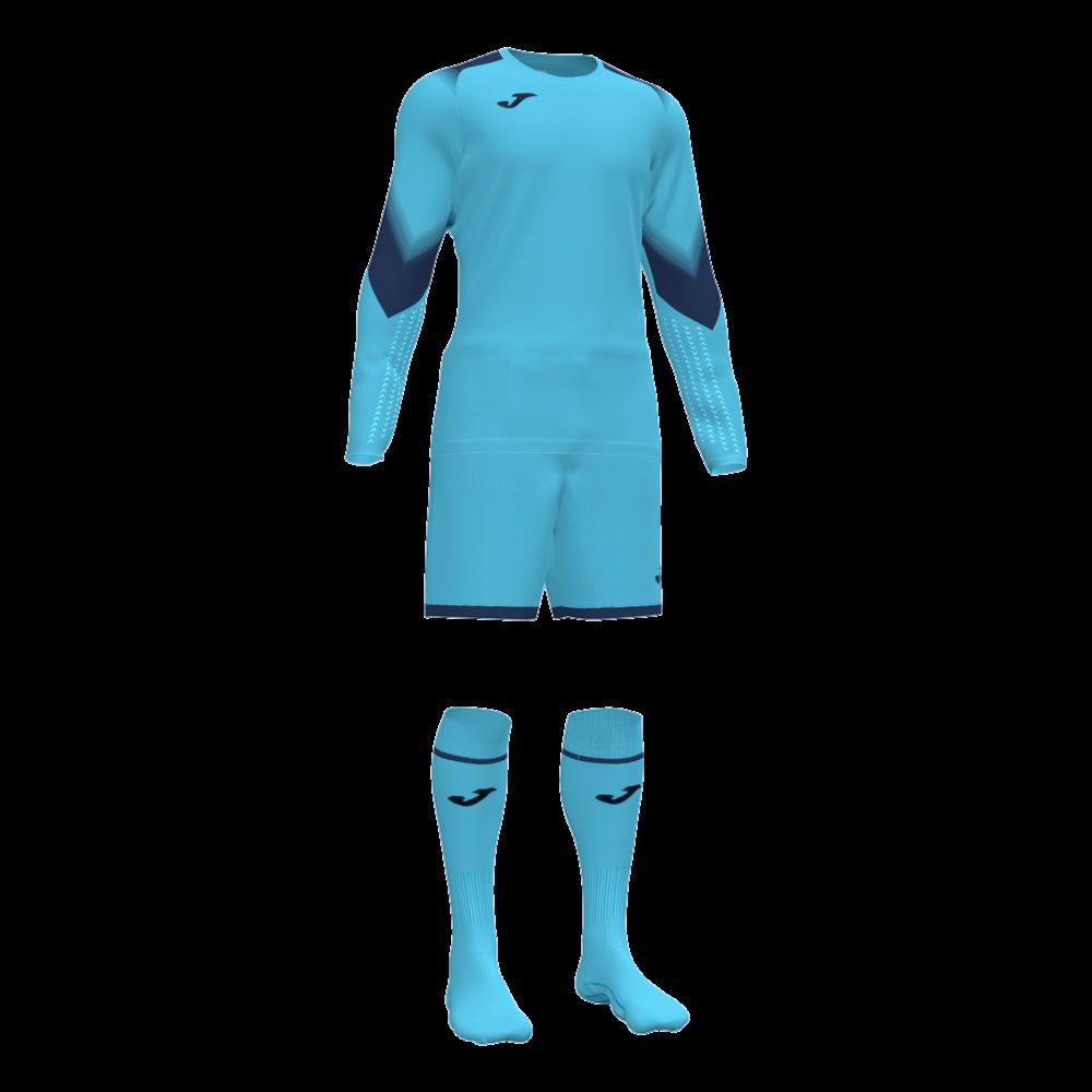 Joma Zamora V Goalkeeper Kit Blue